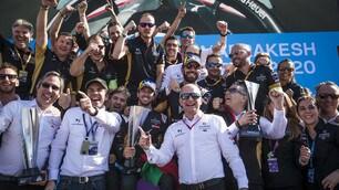 Formula E, ePrix Marrakesh 2020: le immagini della gara
