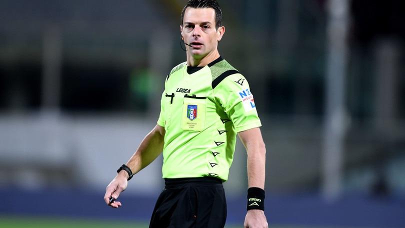 Arbitri di B, Empoli-Benevento a Pezzuto. Frosinone-Cittadella: Maggioni