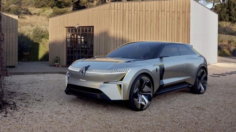 Renault Morphoz Concept, SUV elettrico modulare
