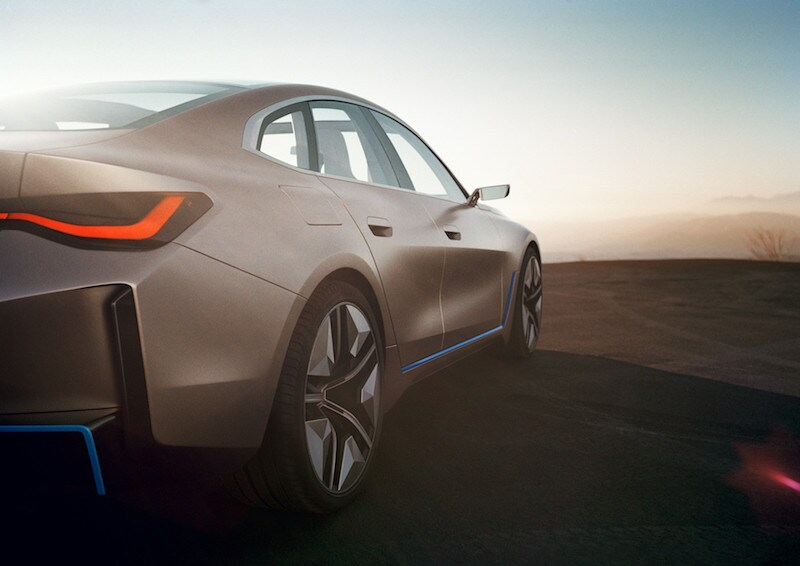 BMW i4 Concept: FOTO