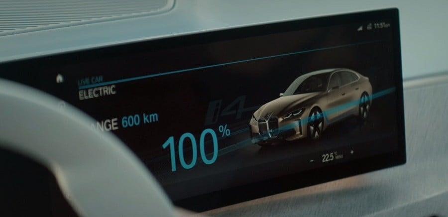 BMW i4 Concept VIDEO