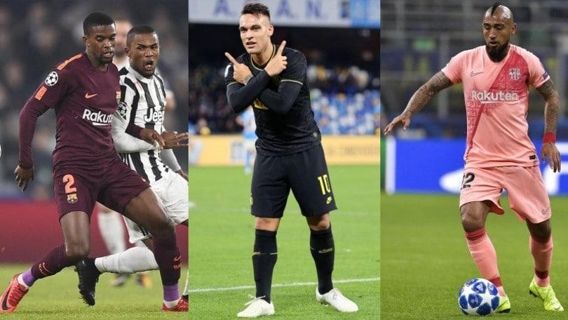 """""""Inter, arriva la super offerta del Barcellona per Lautaro Martinez"""""""