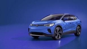 Volkswagen ID.4 e ID.3: le immagini