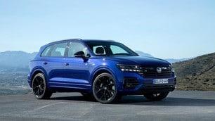 Volkswagen Touareg R: le immagini