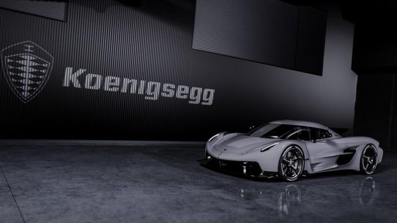 Koenigsegg Gemera, GT a quattro posti da 400 km/h