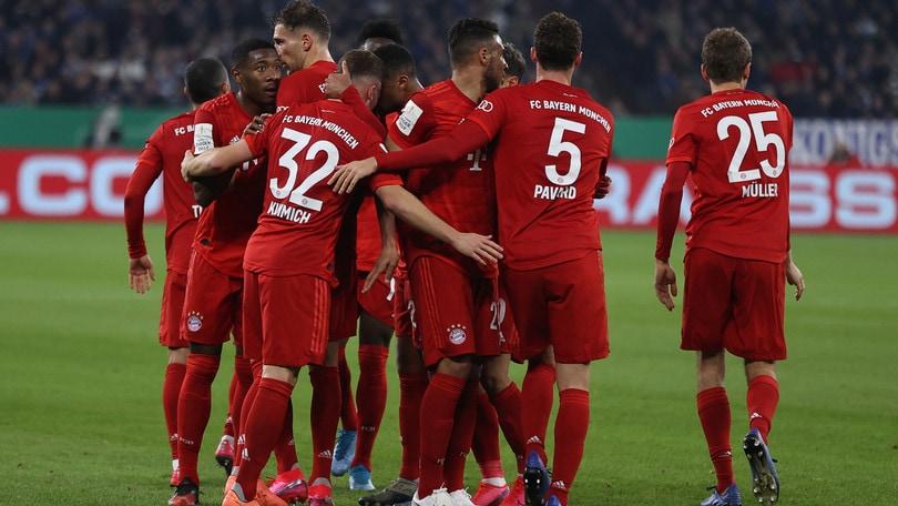 Il Bayern in semifinale di Coppa di Germania. Dusseldorf ko con un club di 4ª serie