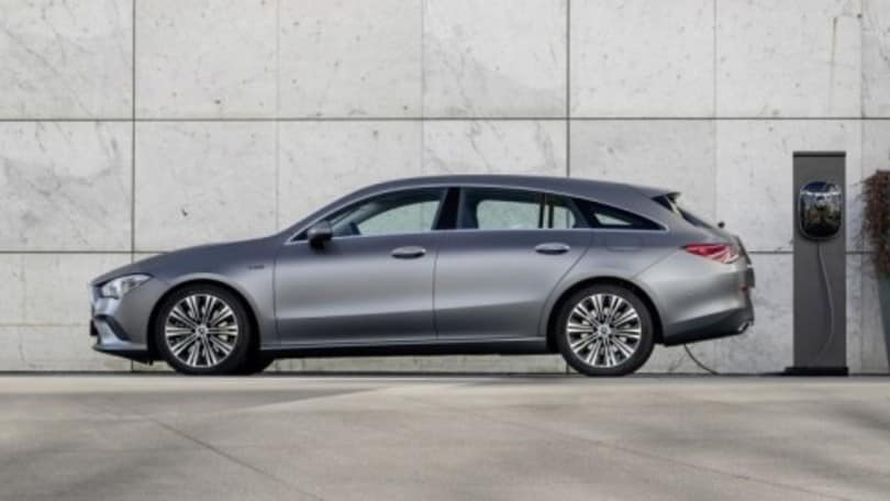 Mercedes, arrivano le nuove CLA e GLA ibride plug-in