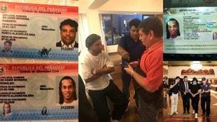 Ronaldinho versione paraguaiana, arrestato: ecco i documenti falsi