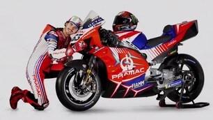 Pramac 2020: le immagini delle Ducati di Miller e Bagnaia