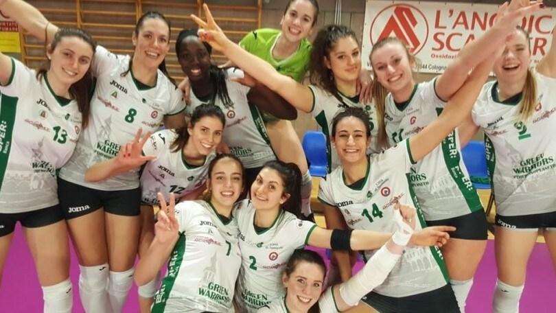 A2 Femminile, Sassuolo vince il recupero di Montecchio