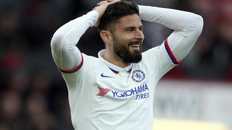 """Lazio, senti Giroud: """"A gennaio stavo per lasciare il Chelsea. Pronto a giocare ad alto livello"""""""