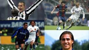 Fabio Cannavaro, tutte le maglie indossate in carriera