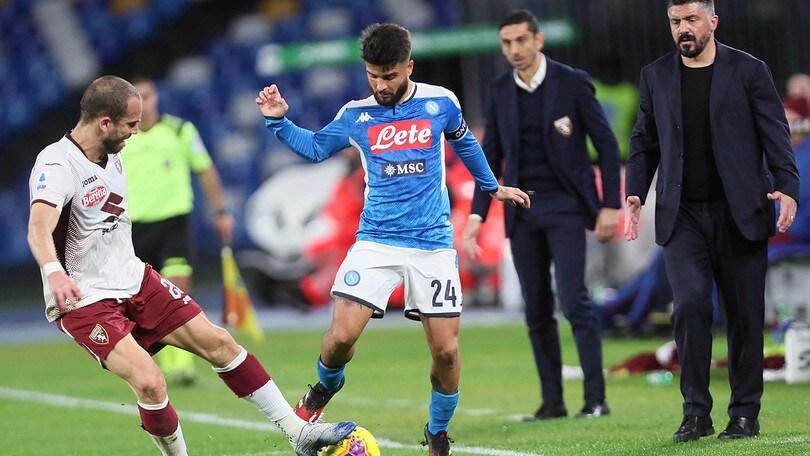Napoli, lunedì la ripresa: Gattuso punta Verona e Barcellona