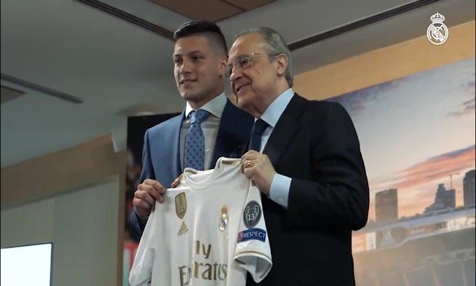 """Dalla Spagna: """"Il Napoli punta Jovic"""""""