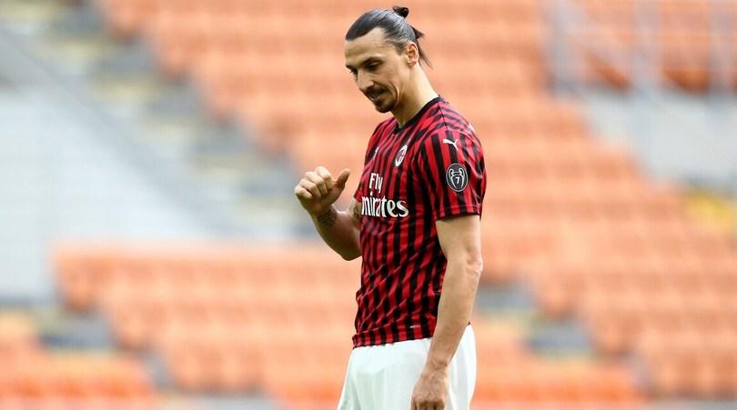Milan ko col Genoa a San Siro, la Sampdoria vince in rimonta
