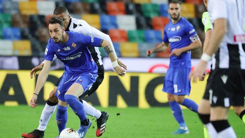 Serie A, Udinese-Fiorentina 0-0: Chiesa sfiora il colpaccio al 92'