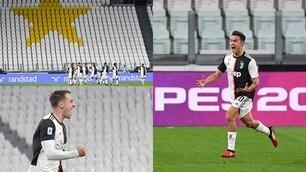 Ramsey ed il gioiello di Dybala decidono Juve-Inter: Sarri a +1 sulla Lazio