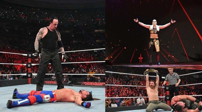 WWE Elimination Chamber 2020: l'apparizione di Undertaker, dominio Shayna