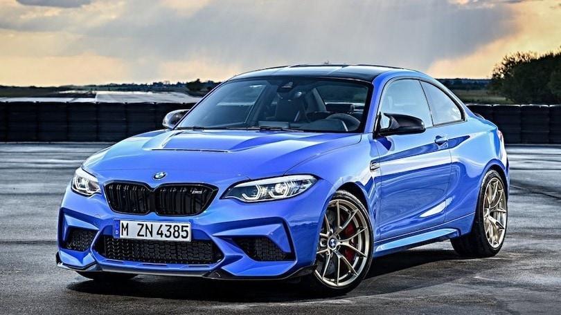 Nuova BMW M2 e Serie 2, fedeli alla trazione posteriore