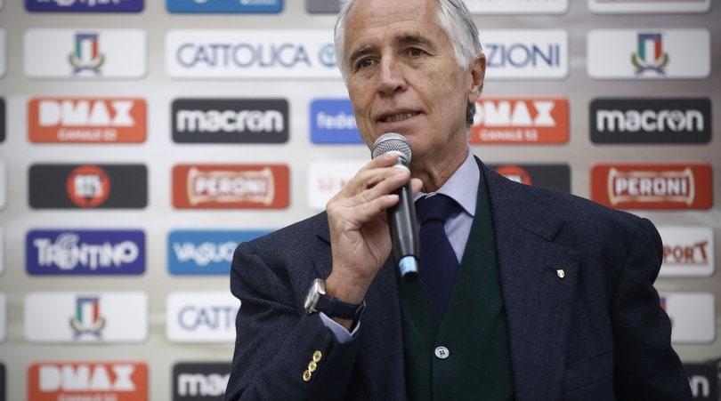 Benevento, i complimenti di Malagò: