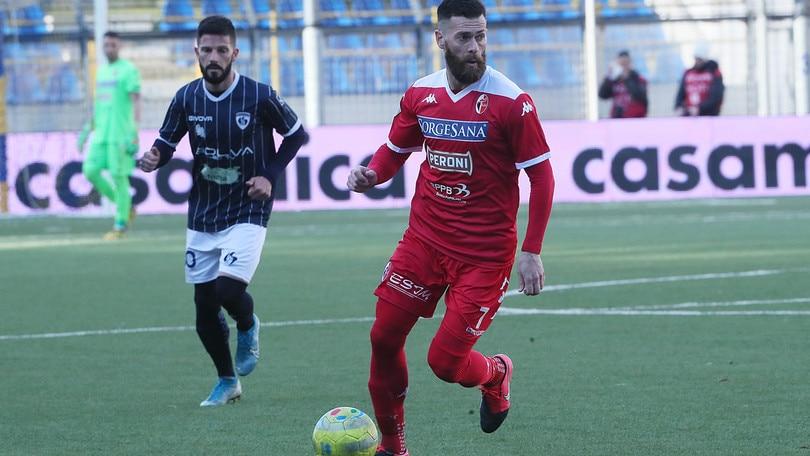 Serie C Catanzaro-Bari 1-1: Kanoute replica a Antenucci. Cavese-Potenza 0-0