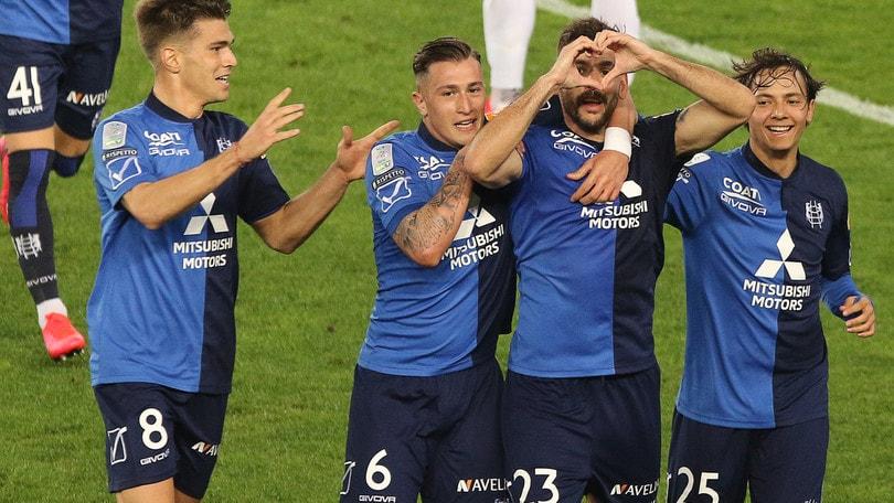 Chievo-Cosenza 2-0: Djordjevic e Meggiorini in gol