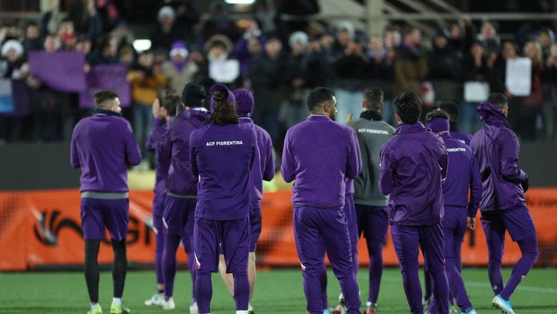 Coronavirus, Fiorentina: allenamenti sospesi fino a nuova data