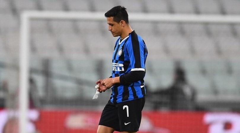 Sanchez a rischio quarantena, il Cile avverte l'Inter