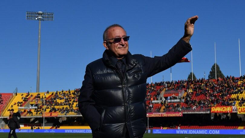 """Vigorito: """"Mi ritiro se al Benevento negano promozione in Serie A"""""""