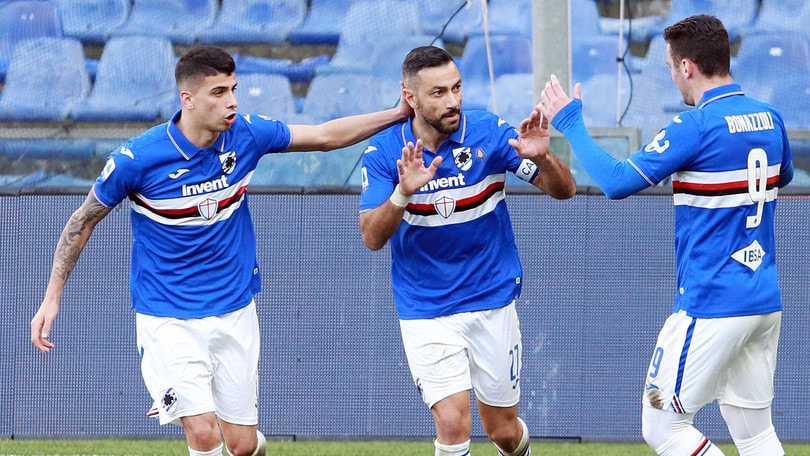 Coronavirus, dai giocatori della Sampdoria donazione al San Martino