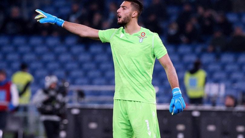"""Lazio, Strakosha: """"La salute prima del calcio. Ma a casa ci alleniamo"""""""
