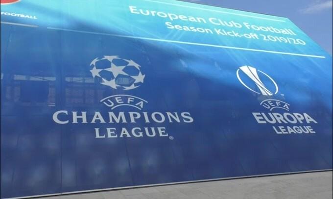 Uefa verso la sospensione di Champions e Europa League