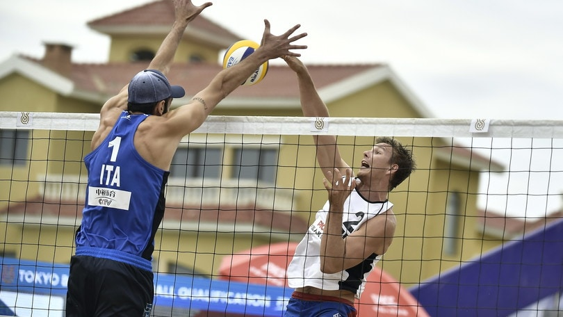 Lupo-Nicolai conquistano la semifinale di Doha