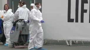 Coronavirus, Juve: sanificato il centro sportivo alla Continassa