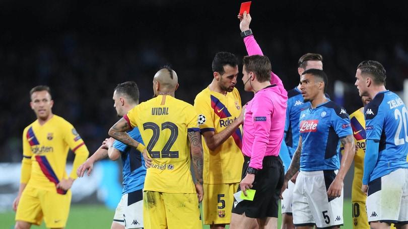 Barcellona-Napoli rinviata: Gattuso sospende gli allenamenti