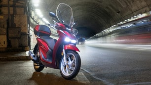 Honda SH150i 2020: la prova FOTO