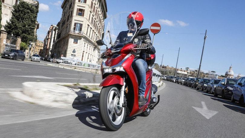 Prova Honda SH150i 2020: migliorano prestazioni e praticità