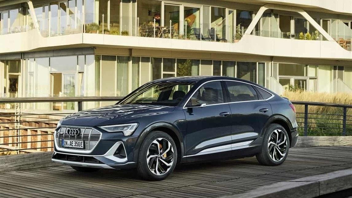 Audi e-tron Sportback Edition one: le immagini
