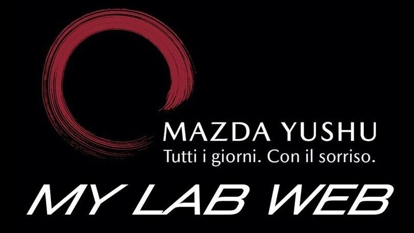Mazda, ecco MY LAB WEB per formarsi ai tempi del Coronavirus