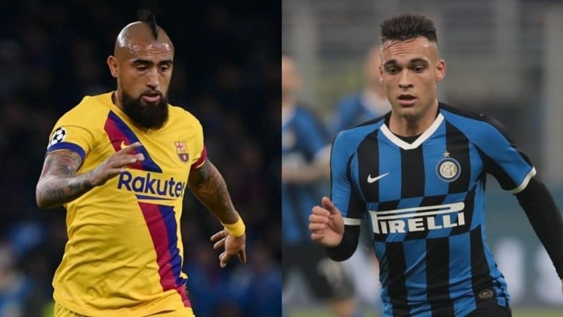 """Vidal all'Inter, Lautaro al Barcellona: ecco il piano"""
