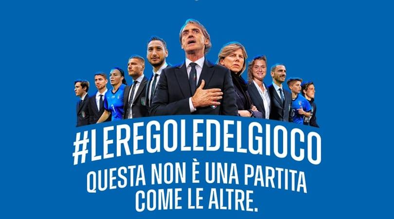 #LeRegoleDelGioco, la FIGC in campo contro il Covid-19
