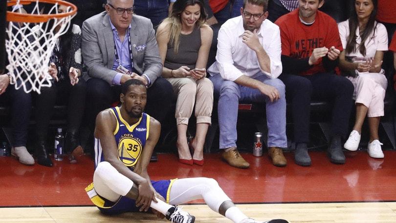 Coronavirus, Brooklyn Nets: Durant e altri tre giocatori positivi