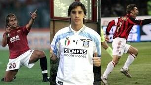 Lazio-Juve 4-1 del 2001: Crespo, doppietta verso il trono dei cannonieri