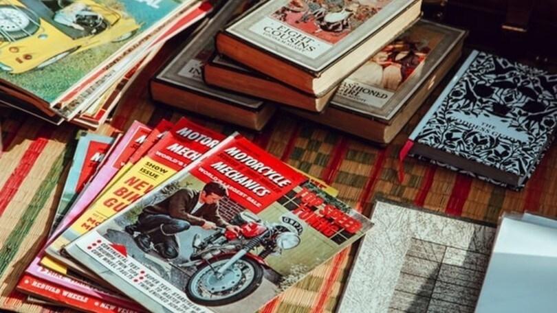 Coronavirus e quarantena: cinque libri di moto da leggere