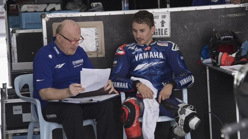 "Jorge Lorenzo: ""Ritorno in MotoGP? Solo con Yamaha"""