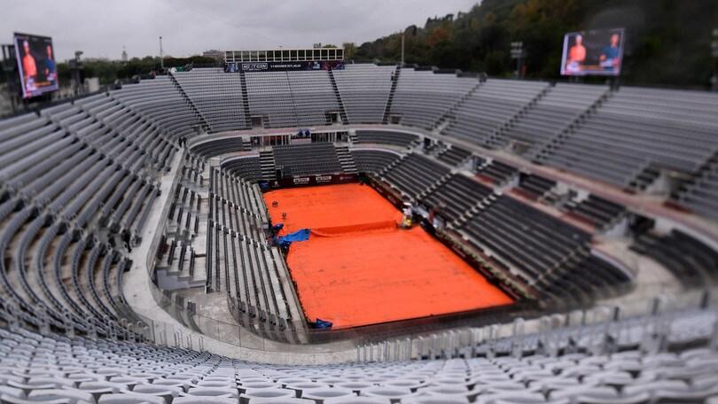 Coronavirus, saltano gli Internazionali di Roma: il tennis si ferma fino al 7 giugno
