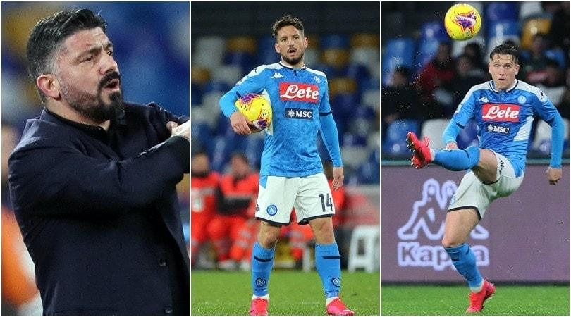 Il Napoli del futuro: le dieci conferme di Gattuso