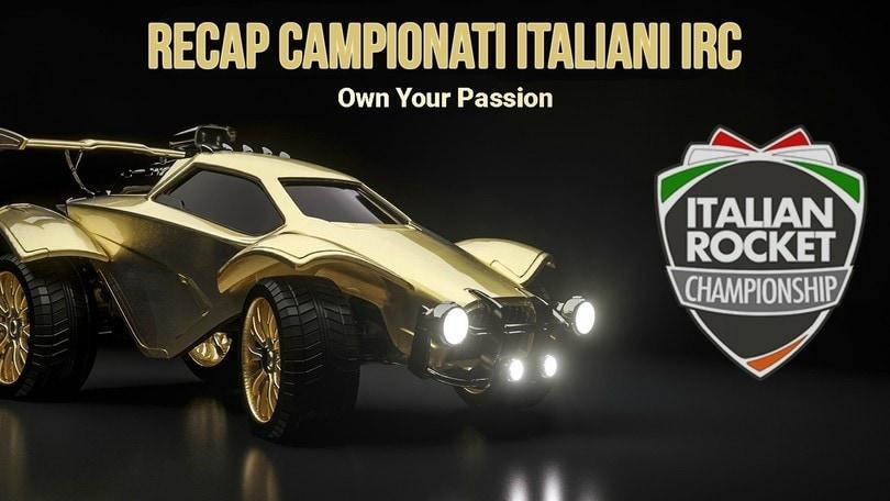 Recap Campionati Italiani Rocket League IRC - Week 2