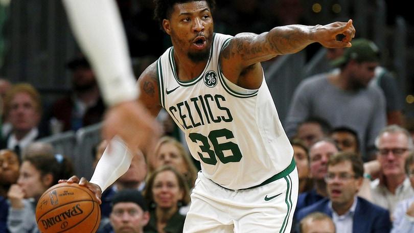 Coronavirus, Nba: Smart dei Boston Celtics e due giocatori dei Lakers positivi