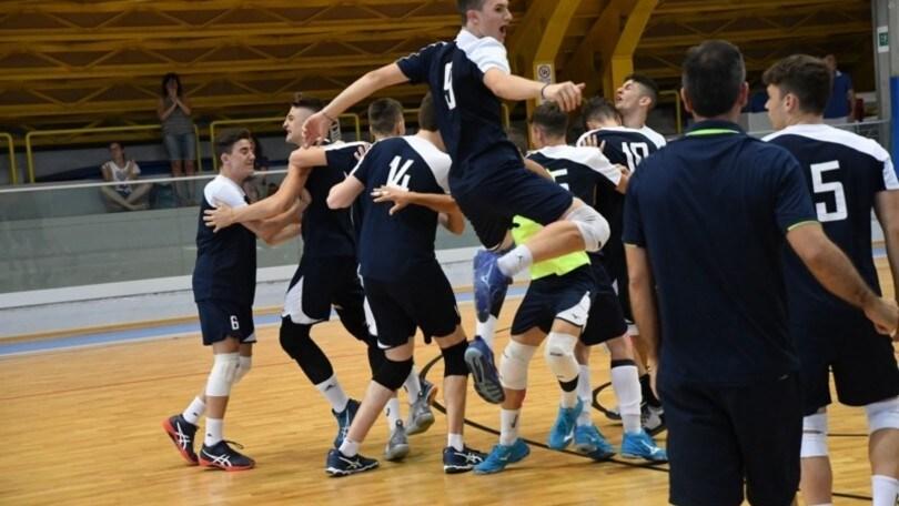 La Fipav annulla tutte le finali nazionali giovanili